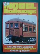 MODEL RAILWAYS MAGAZINE OCTOBER 1982