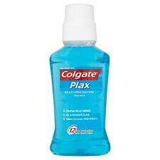 COLGATE PLAX Cool Mint Multi Protection Daily Mouthwash 250ml 8.8 fl oz