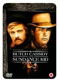 Butch Cassidy And The Sundance Kid - Steelbook 2 Discs. brand new and sealed dvd