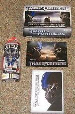 TRANSFORMERS DVD 2 DISC CANADA BEST BUY EXCLUSIVE
