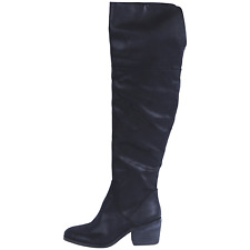 Report Womens Fisher Boot Black Size 10 #NJBCA-359