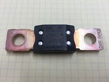 MEGA FUSE 500 (Amp) 32V Made by LITTELFUSE part # 0298500.ZXH