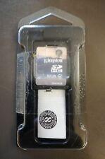 Kingston 8GB Secure Digital HC Memory Card Camera Camcorder Sealed w/ Inserts