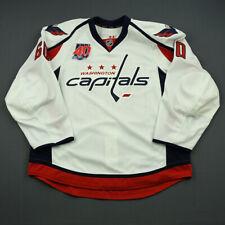 2014-15 Blake Heinrich Washington Capitals Game Issued Hockey Jersey MeiGray NHL