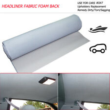Headliner Replacement Fabric Backed Foam 90