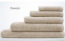 NEW 1 x Sheridan Trenton King Towel/Bath Sheet Pumice RRP $69.95
