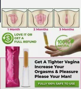 New 100% Herbal tightening Gel..Vagina Feel Like First Time