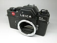 Leica R3 Electronic 35mm SLR Film Camera Body Only, Black Leica R Mount