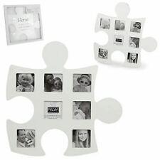 Said With Sentiment Jigsaw Multi Photo Frame Wall Art Family Friends Gift Idea