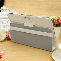 NEW Universal Folio Leather Stand Cover Case For 10 10.1 Inch Android Tablet PC