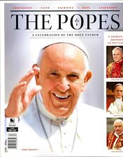 The Popes A Celebration of the Holy Father Compassion Faith Sacrifice Hope 2018