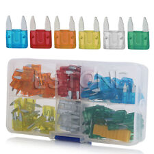 120Pcs Auto Car Vehicle ATC Blade Fuse 5A 10A 15A 20A 25A 30A AMP Mixed Set