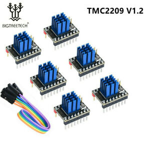 BIGTREETECH TMC2209 V1.2 Stepper Motor Driver 2.8A for SKR V1.3 V1. 4 SKR mini