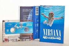 Nirvana - Nevermind (1991) - [SlipCase] audio cassette tape