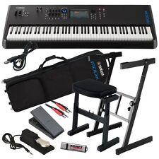 Yamaha Modx8 Synthesizer Stage Rig