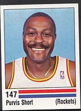 Panini NBA Baloncesto 1989 Etiqueta-no 147-Purvis cohetes corto (GD)