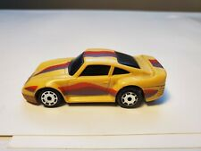 Matchbox 1986 Burnin Key Cars Porsche