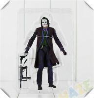Clásico Batman The Dark Knight Joker 7 '' Acción Figura PVC Modelo Juguetes