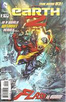 Earth 2   #2   Regular Cover