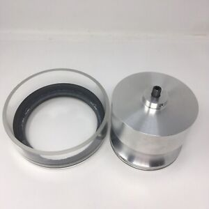 """Microplate Horn 431MPX for Misonix Sonicator Indirect 135mm 5.3"""" + Acoustic Encl"""