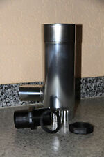 Regenwassersammler Titanzink mit 50 mm Abgang