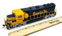 HO Scale Train Santa Fe Railroad Bachmann GP-40 #3500 Locomotive w/ DCC TESTED