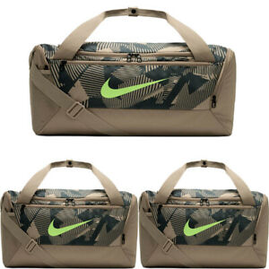 Nike Duffle Duffel Bag Brasilia Sports Travel Training Gym Holdall Bags