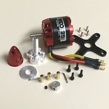 Neo 4240 KV890 OUTRUNNER BRUSHLESS MOTOR with acc. (4 motors with accesories)