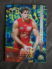 2016 SELECT FOOTY STARS AFL CARDS HOT NUMBERS GOLD COAST SUNS D SWALLOW HN64