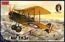 RAF SE 5 A (British RFC & AUSTRALIAN AF MARKINGS) #23 1/72 RODEN