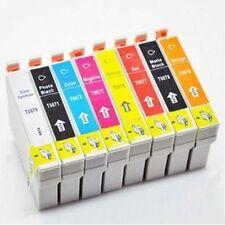 EPSON STYLUS PHOTO R1900 pack 8 tintas compatibles (1 por color)
