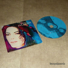 Michael Jackson Mexico They Don't Care About Us Promo CD Single Holy Grail