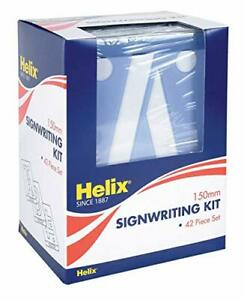 Helix Pochoirs lettres 150 mm