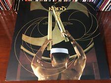 Laserdisc KODO (The Drummers Of Japan) 1996 Japanese Import w/o OBI Rare LD