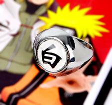 """Anime Naruto Akatsuki Konan Symbol """"Bai"""" Cosplay Ring"""