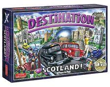 Destination Scotland Board Game 10th Anniversary Edition Family Kids Xmas Gift