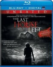 Last House on The Left 0025192102752 With Garret Dillahunt Blu-ray Region a