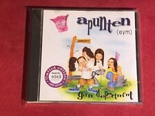 GRIN DEPARTMENT Apunten (eym) 1996 Original OPM Philippines CD VICOR Limited Ed