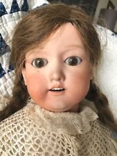 """Antique Nippon bisque 24"""" Doll from 1920's"""