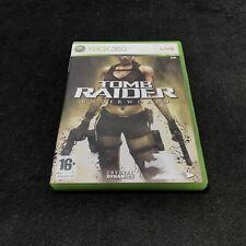 xBox 360 Tomb Raider Underworld FRA CD état neuf #1