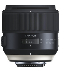 Tamron 35mm F1.8 SP Di VC USD Lens F012N - Nikon Fit CC1079