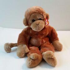 "MWMT Ty Beanie Babies Buddies Money Bongo Plush Stuffed Animal Retired 1998 15"""