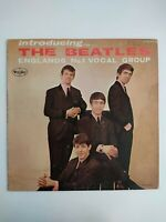 The Beatles – Introducing VJLP 1062, VERSION 1, Oval logo, ARP pressing, RARE