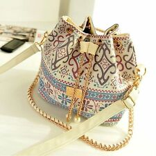 New Boho Handbag Women Shoulder Bag Tote Purse Messenger Satchel Bag Cross Body