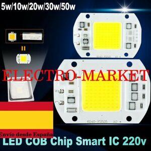 Led chip  5 W 20 W 30 W 50 W 220 V de Entrada Inteligente IC Controlador blanco