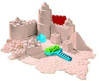 Set Castello sabbia Antiallergico Per Gioca in Casa Super Sand Goliath