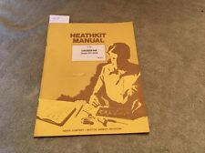 Original Radio Manual Heathkit Crossfire Hd-3006 Lot50