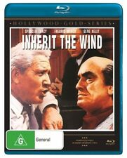 *New & Sealed*  Inherit The Wind (Blu-ray, 2014) Hollywood Gold Series. Region B