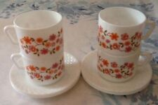 France Cup & Saucer Glass