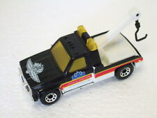 Matchbox Rare Pre mb21 GMC WRECKER > INDIANAPOLIS 500 < Missing Letter